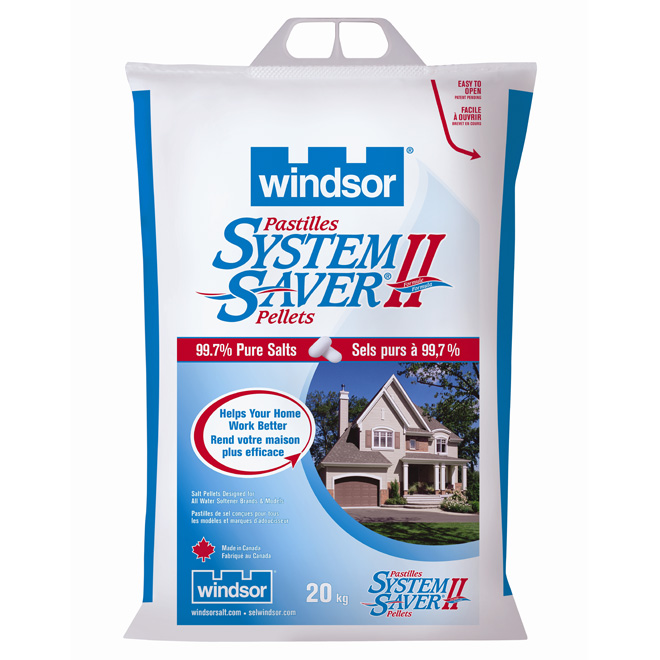 Salt for water softener